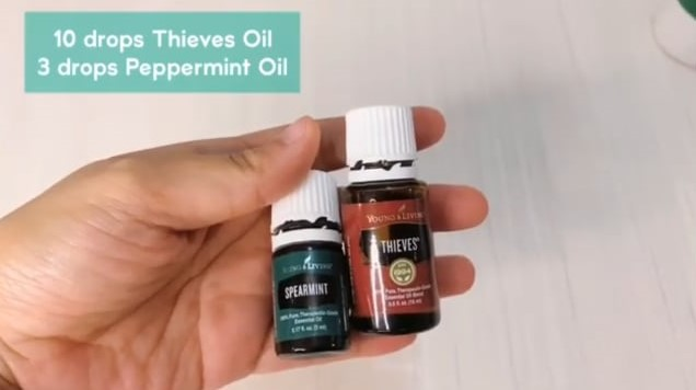 prep oil